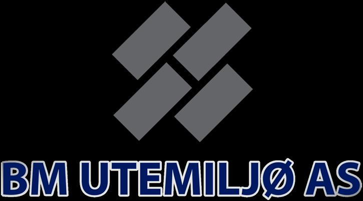 Logoen til BM Utemiljø AS